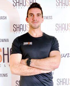 siłownia gliwice - trener Dawid