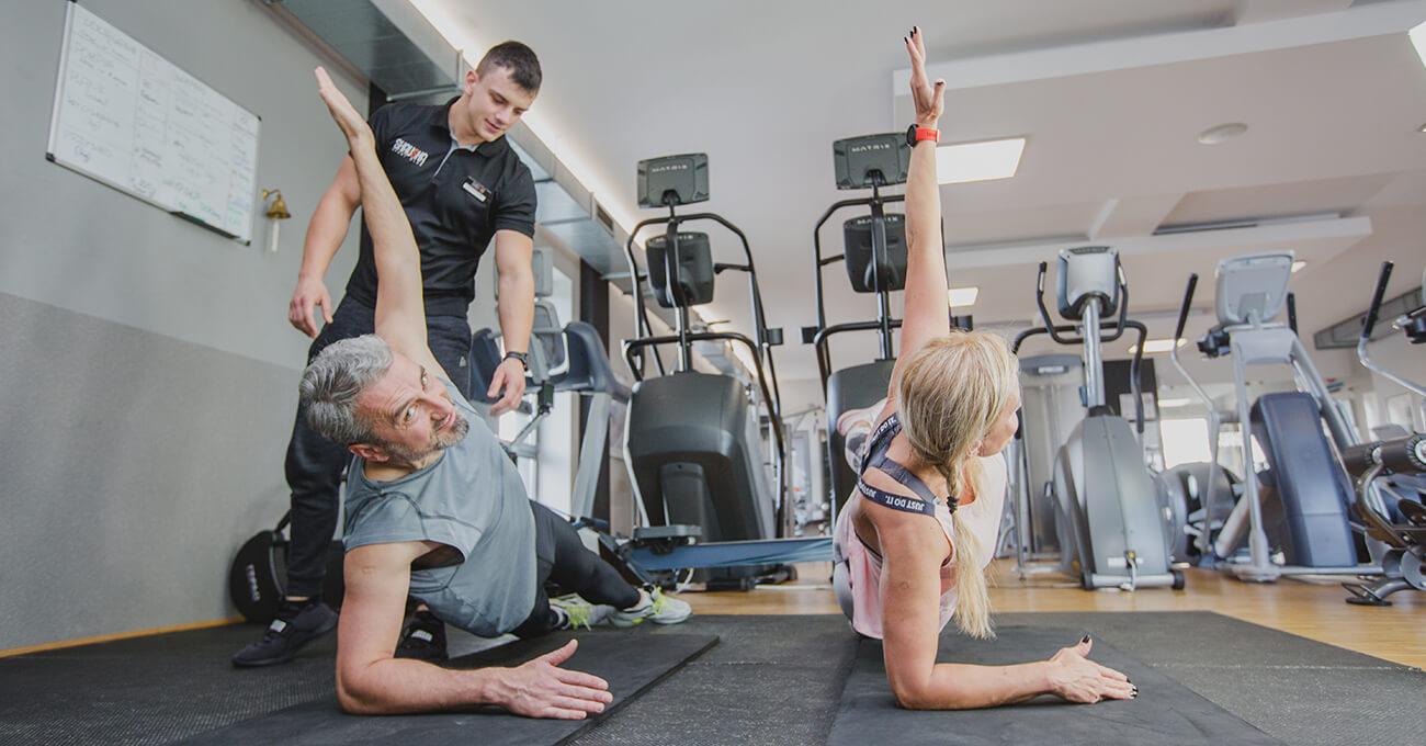 siłownia gliwice shausha zajęcia z trenerem