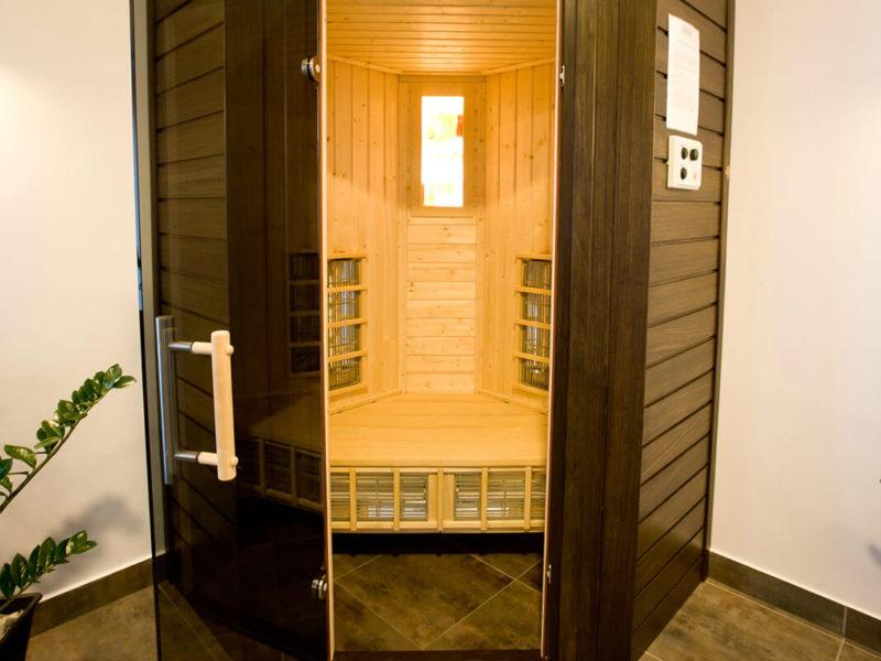 sauna-infrared