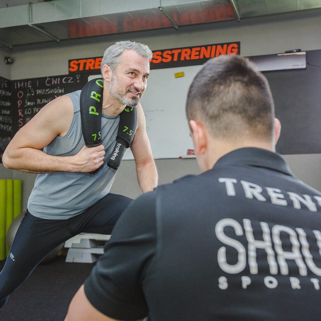 siłownia gliwice trening personalny